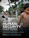 Why Human Security Matters (eBook): Rethinking Australian Foreign Policy
